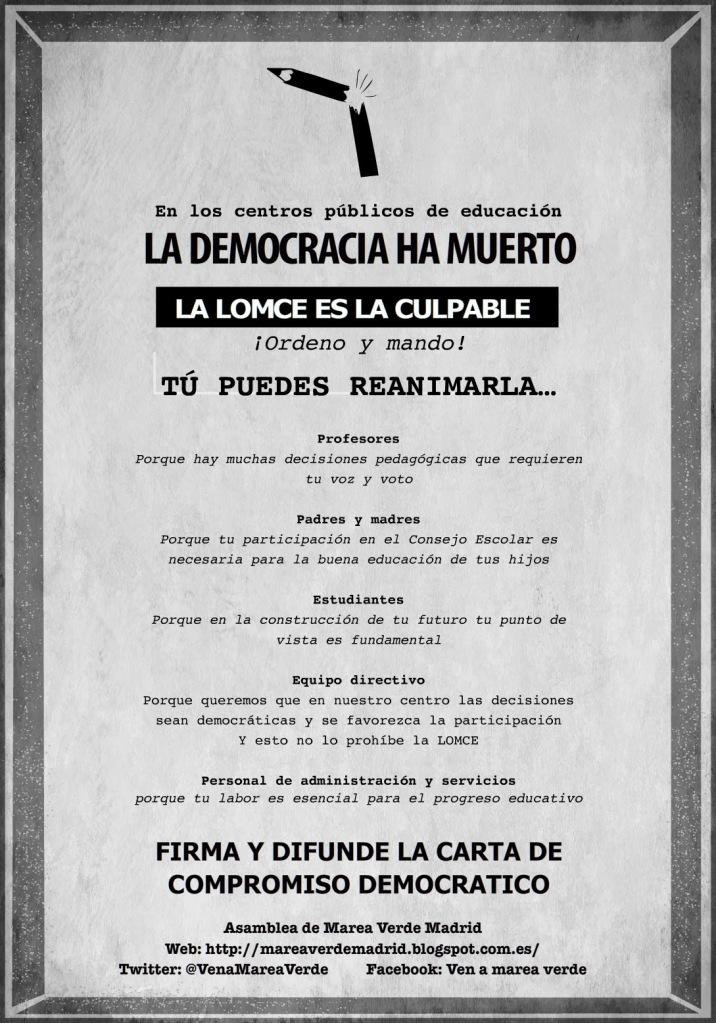 cartel-compromiso democratico